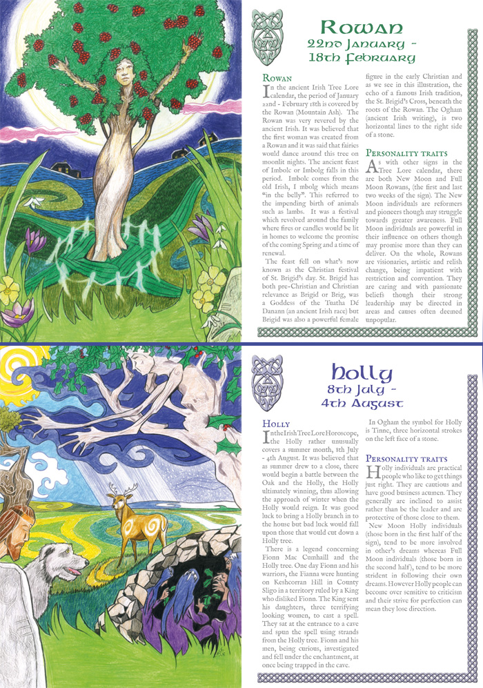 Tree Lore - book